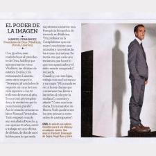 Magazine El Mundo: El poder de la imagen