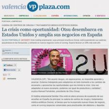 Valencia Plaza: Otsu desembarca en EEUU y amplía sus negocios en España
