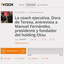 Dora de Teresa, entrevista a Manuel Fernández